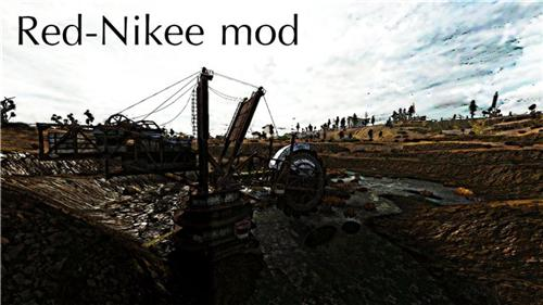 Red-Nikee mod