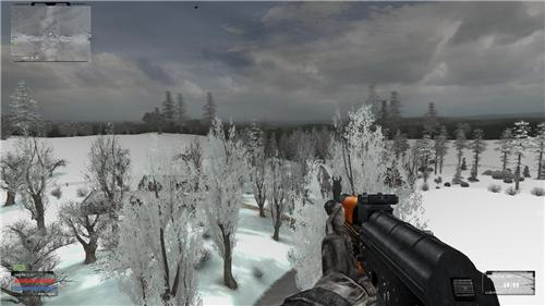 STALKER Winter edition