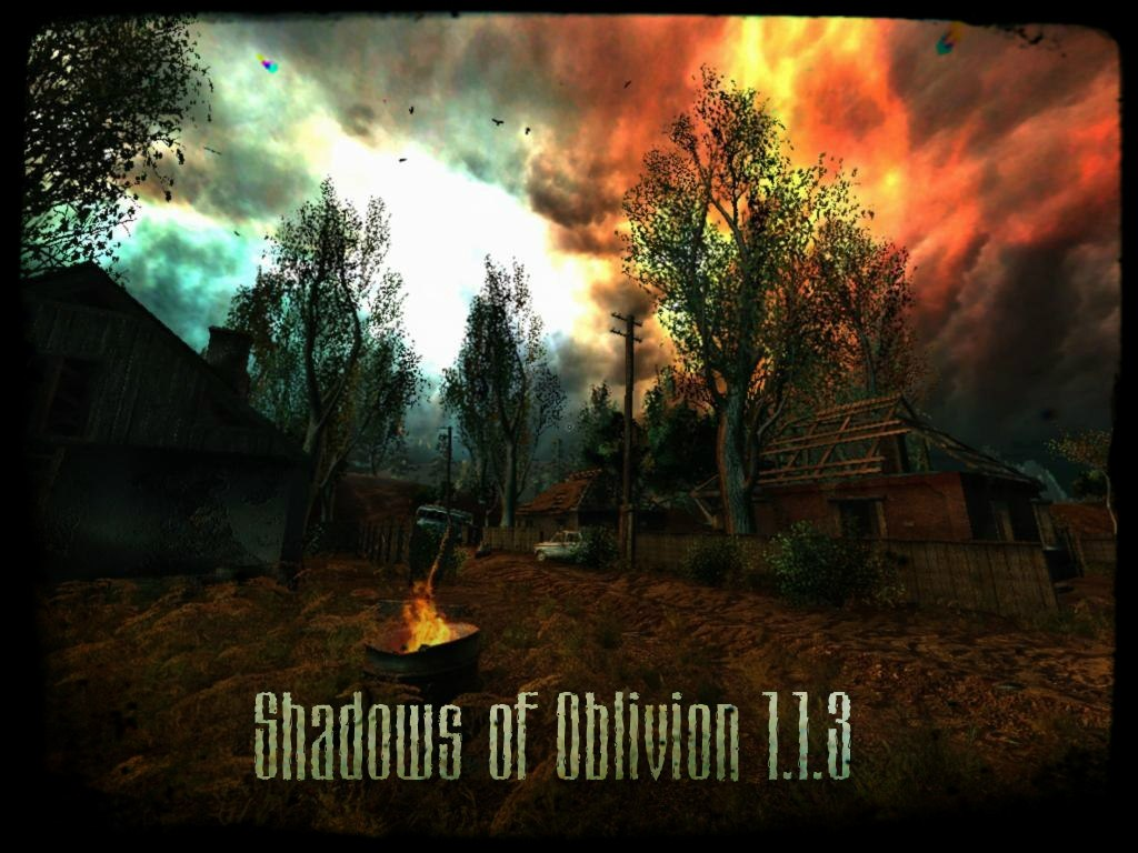 Mod Shadows of Oblivion